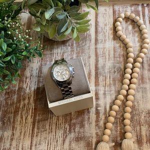 Silver MICHAEL KORS Wristwatch